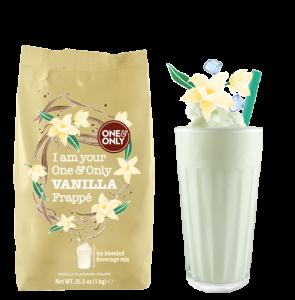 Vanilla Flavoured Frappé