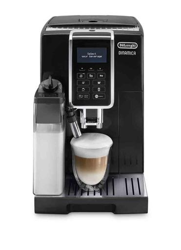 Automatic Coffee Machine Black