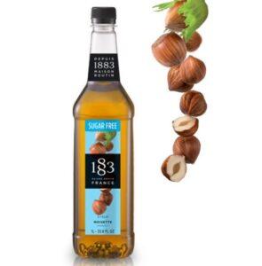 Hazelnut Sugar Free 1883