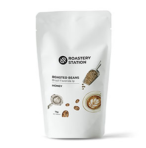 Roasted Beans Brazil Fazenda Ip Honey